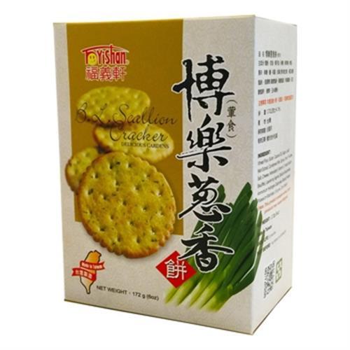 福義軒 博樂蔥香餅(172g)