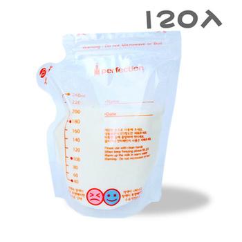 《傳佳知寶》【傳佳知寶】茶壺型直立式辨溫母乳冷凍袋(240ml--20入x6盒)
