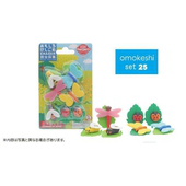 《iwako》日本製 環保無毒橡皮擦 卡版造型(昆蟲王國)