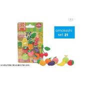 《iwako》日本製 環保無毒橡皮擦 卡版造型(水果)