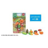 《iwako》日本製 環保無毒橡皮擦 卡版造型(蔬菜)