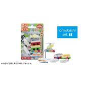 《iwako》日本製 環保無毒橡皮擦 卡版造型(交通工具)