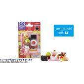 《iwako》日本製 環保無毒橡皮擦 卡版造型(點心)