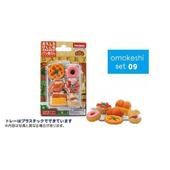 《iwako》日本製 環保無毒橡皮擦 卡版造型(麵包屋)
