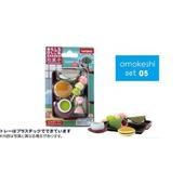 《iwako》日本製 環保無毒橡皮擦 卡版造型(點心屋)