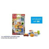 《iwako》日本製 環保無毒橡皮擦 卡版造型(快餐)