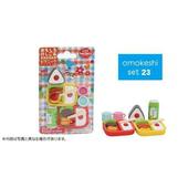 《iwako》日本製 環保無毒橡皮擦 卡版造型(野餐)