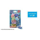 《iwako》日本製 環保無毒橡皮擦 卡版造型(水族館)