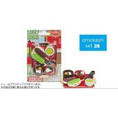 《iwako》日本製 環保無毒橡皮擦 卡版造型(甘味處)