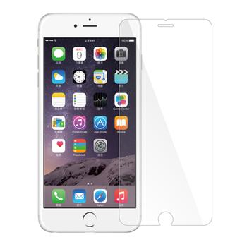 g-IDEA iPhone6 (4.7吋) 0.26mm弧形9H鋼化(防爆)玻璃保護貼