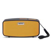 《摩比亞 REMAX》RM-M1壽司藍牙音箱 FM調頻收音機TF插卡播放迷你音箱(橘色)