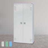 《時尚屋》HDF多用途二抽置物櫃(三色可選)(905灰)
