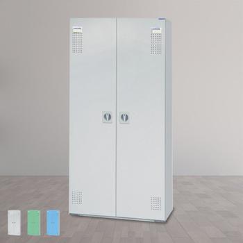 《時尚屋》HDF多用途二層置物櫃(三色可選)(905灰色)