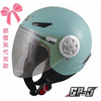 GP-5 郭雪芙代言款【買一送衣】cuxi 時尚安全帽GP5-322、機車,摩托車、尺寸M-XL(綠M)