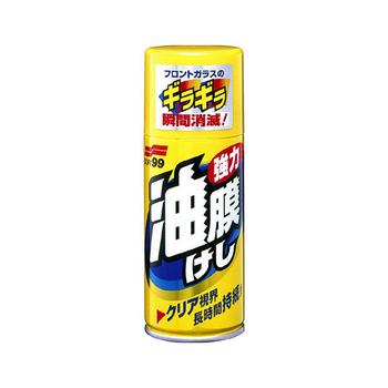 ★結帳現折★SOFT 99 超級油膜去除劑(噴霧式)(180ml)