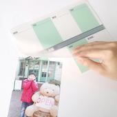 《歐士OSHI》Lpad 收心滑鼠墊 - 週計畫(綠)