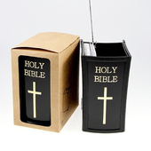《歐士OSHI》聖經造型筆筒