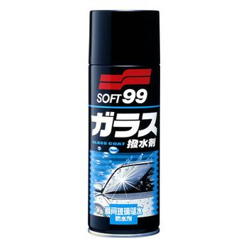 SOFT 99 瞬間玻璃驅水、防水劑(420ml)