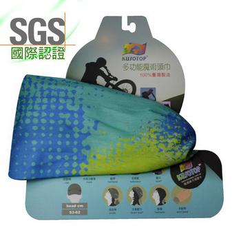 KUSOTOP 多功能百變魔術頭巾-HW839(單一尺寸)
