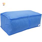 《月陽》80X45可水洗牛津布收納袋儲物袋收納箱整理箱超值2入(C180L2)