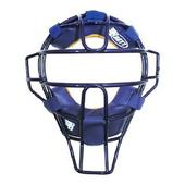 《BRETT》超輕量成人用捕手面罩 共四色(寶藍)