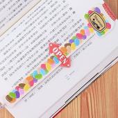 《【歐士OSHI】》【歐士OSHI】指標書籤筆 - 馬卡龍 Macarons
