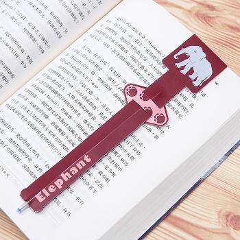 《歐士OSHI》指標書籤筆 - 大象