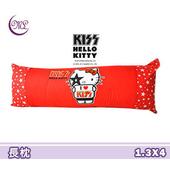 《名流寢飾家居館》我愛 Hello Kitty.抱枕、長枕(1.3*4尺)