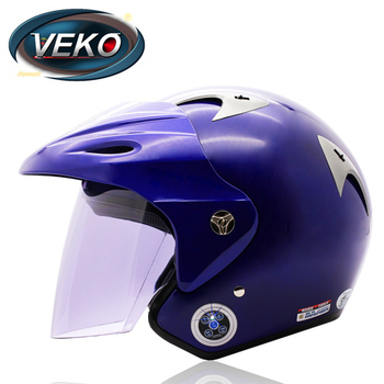 VEKO 藍芽4.0立體聲專利安全帽(BTS-M1藍)(BTS-M1藍)