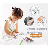 《mombella》環保矽膠塗鴨餐墊(mombella 環保矽膠塗鴨餐墊)