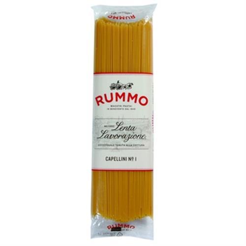 義大利Rummo 天使髮絲麵(500g)