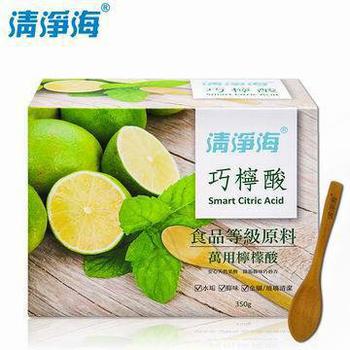 清淨海 巧檸酸食品級檸檬酸補充包350g