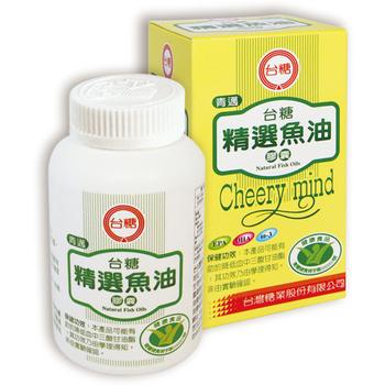 台糖 青邁精選魚油膠囊(100粒/瓶)