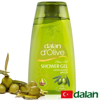 《土耳其dalan》頂級橄欖油PH5.5沐浴露(250ml)