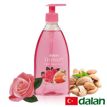 《土耳其dalan》野生玫瑰&甜杏仁油健康洗手乳(400ml)