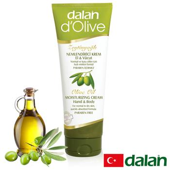 《土耳其dalan》橄欖身體護手滋養修護霜(250ml)