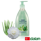 《土耳其dalan》白茶&蘆薈健康洗手乳(400ml)