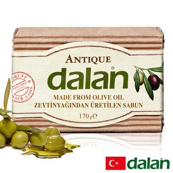 《土耳其dalan》頂級76%橄欖油傳統手工皂(170g)買就送歐美香氛皂一入(隨機出貨)
