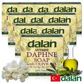 《土耳其dalan》月桂橄欖油傳統手工皂150g (12%+72%)(10入)