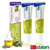 《土耳其dalan》橄欖深層強效滋養修護霜(20mlX2超值組)
