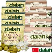 《土耳其dalan》月桂橄欖油手工皂150gX5入+頂級橄欖油手工皂170gX5入