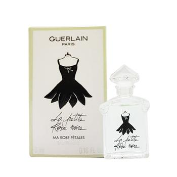 Guerlain 嬌蘭 小黑裙淡香露花瓣洋裝(5ml /單盒)