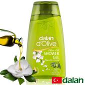 《土耳其dalan》頂級橄欖油玉蘭花PH5.5沐浴露(250ml)買就送歐美香氛皂一入(隨機出貨)