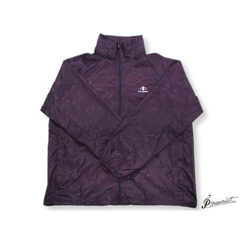 PAUL MAURIAT波爾.瑪亞 超輕薄防潑水防風外套-深紫(L)