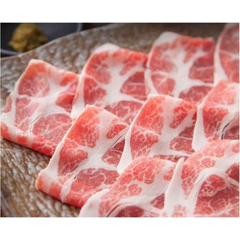 極鮮配 梅花豬火鍋肉片(200g±10%/盒 )