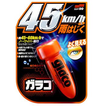 ★結帳現折★SOFT 99 glaco免雨刷(子彈型)(75ml)