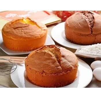 《特美香》布丁蛋糕含運組_口味任選(原味+黑糖+巧克力各1入,共3入)