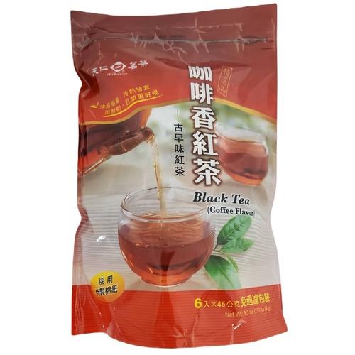 咖啡香紅茶-古早味紅茶(270g/包)