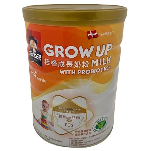 桂格 成長奶粉三益菌配方(825g/罐)