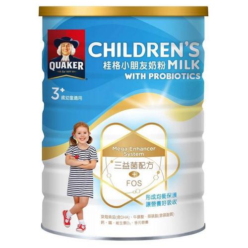 桂格 健康奶粉三益菌配方(1500g/罐)